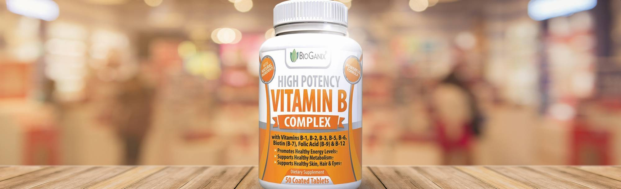 Bioganix Vitamin B Complex Review