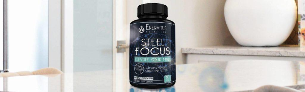 Enervitus Nutrition Steel Focus Review