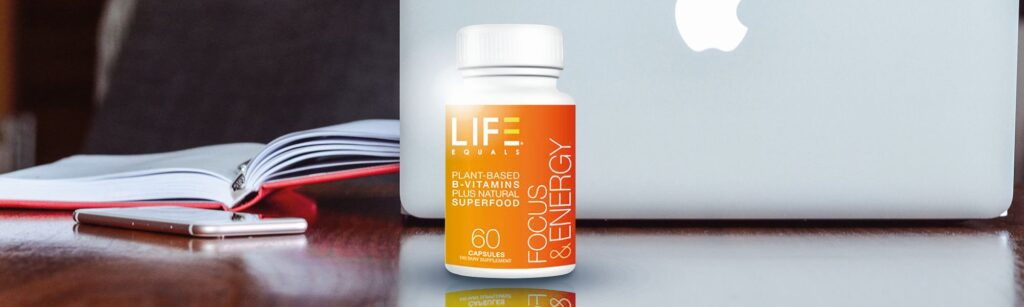 Life Equals Focus and Energy Review