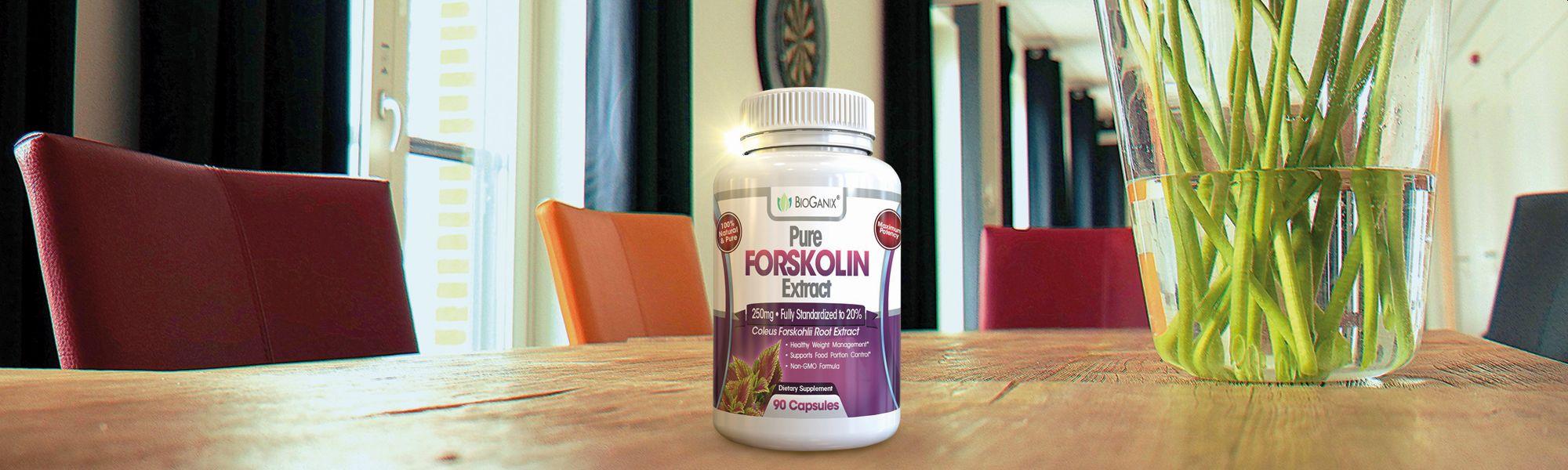 BioGanix Pure Forskolin Review