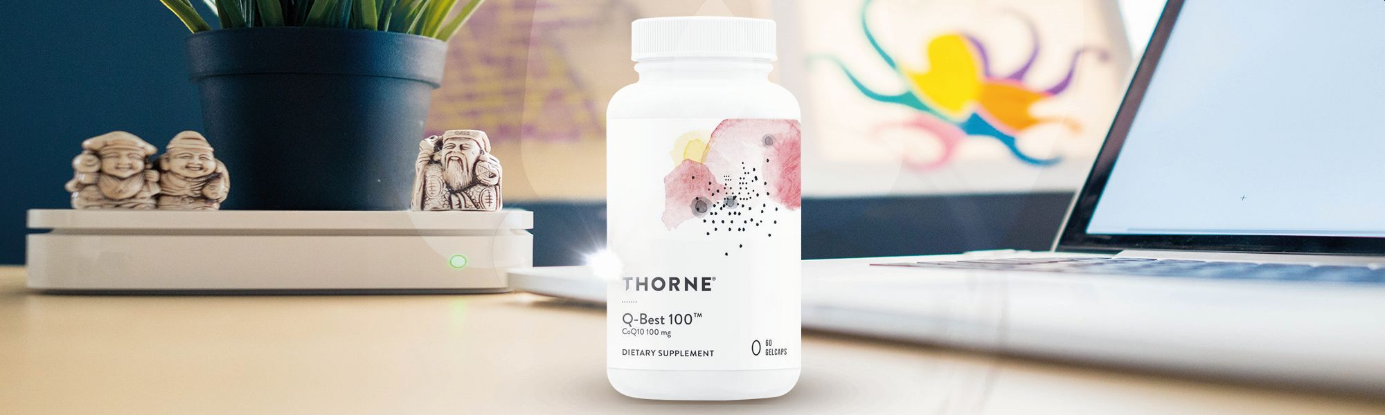 Thorne Research Q-Best 100 Review