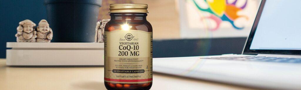 Solgar Vegetarian CoQ-10 Review
