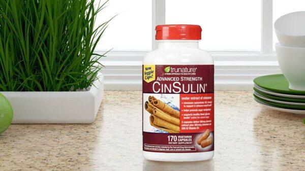 TruNature CinSulin Review