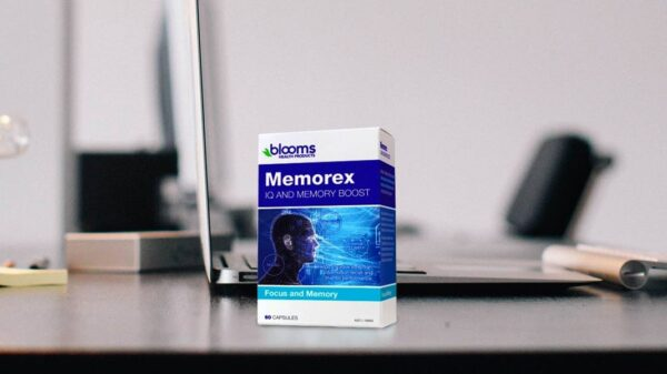 Blooms Memorex IQ and Memory Boost Review