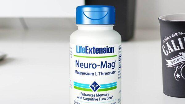 Life Extension Neuro-Mag Review